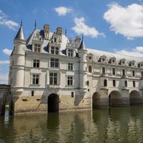 Castel  Chenonceau